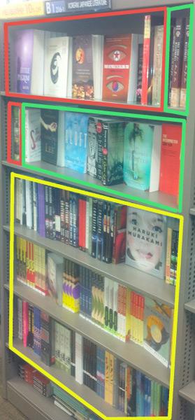 Few Korean Books at Bandi & Luni