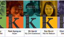 Asia K-Literature new 5 Books