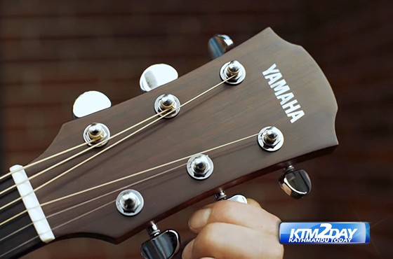 yamaha guitar prices in nepal. Black Bedroom Furniture Sets. Home Design Ideas