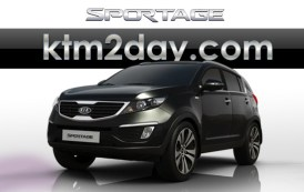 All new Kia Sportage Launched
