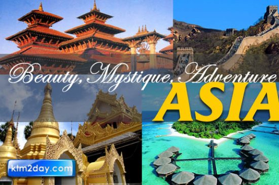 Asia dominates in tourism boom ktm2day preliminary results released by the pacific asia travel association pata today showed that international visitor arrivals into asiapacific destinations publicscrutiny Image collections