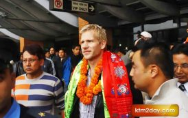 MLTR touches down in Nepal