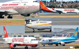 Indian airlines largest tourist carriers to Nepal