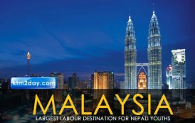 Malaysia displaces Qatar as top destination for Nepali workers