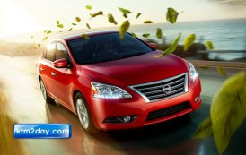 Nissan Sylphy new model launched