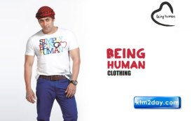 'Being Human' opens 1st official store in Kathmandu