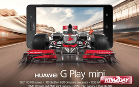 Huawei G Play mini smartphone launched in Nepal