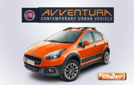 Fiat Avventura launched in Nepal