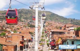 Urban Cable Car system feasibility test concludes