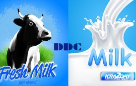 DDC introduces tea milk and milk whitener