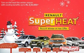 Renault Nepal brings SuperHEAT winter offer