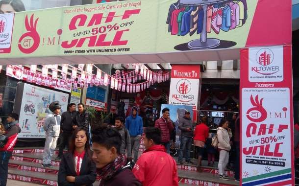 KL Tower organizes the biggest sale carnival