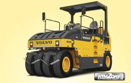 Volvo launches PT220 Pneumatic Tyre Roller in Nepal