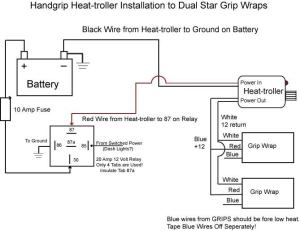 Wiring Diagram For Honda Heated Grips $ Apktodownload