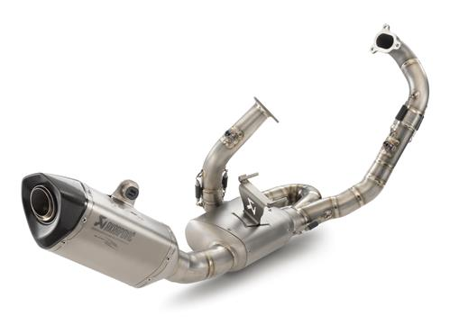 up to 24 off ktm akrapovic exhaust