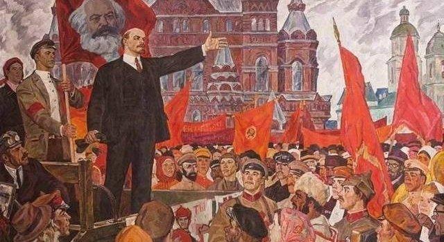Lokakuun vallankumous ja suomalaiset – lyhyt katsaus vallankumoukselliseen yhteistyöhön