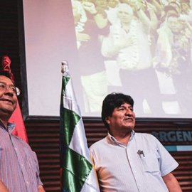 Bolivian presidentinvaalit – Yhdysvaltojen imperialismin tappio