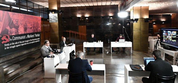 Euroopan Kommunistinen Aloite-järjestön tapaaminen 13.12.2020 – pandemia syventää kapitalismin kriisiä