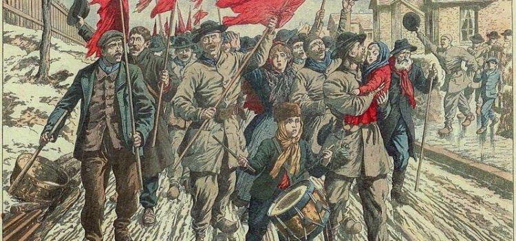 Pariisin kommuunista 150 vuotta