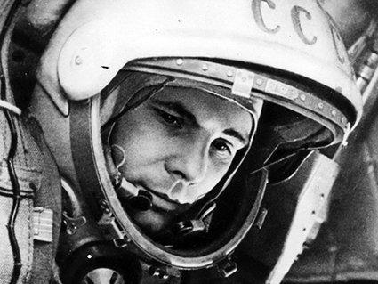 Neuvostoliitto lähetti 1961 ensimmäisen ihmisen avaruuteen