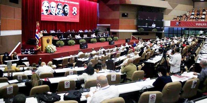 Kuuban kommunistisella puolueella historiallinen edustajakokous