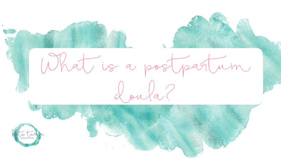 what is a postpartum doula?