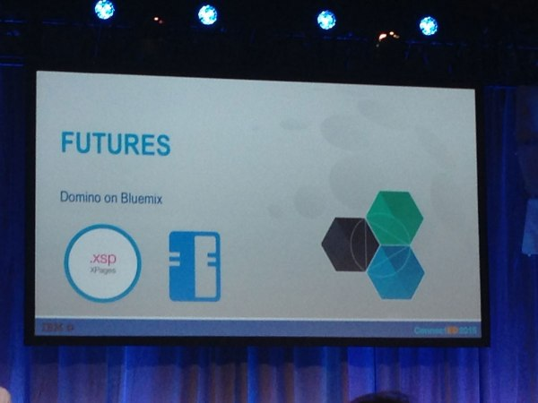 xpages on bluemix