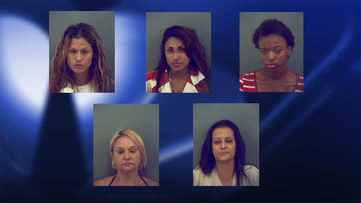 Escorts El Paso Tx >> Five Arrested In Prostitution Sting