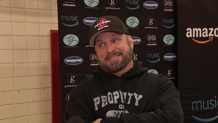 Web Exclusive- Garth Brooks One on One_45954734