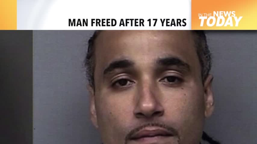Prisoner Released After Look-Alike Found 17 Years Later_50605207