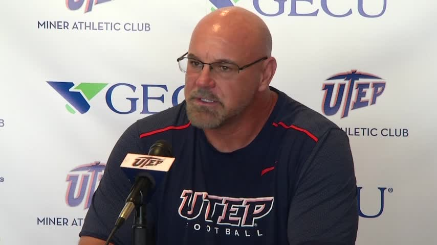 utep football sean kugler press conference durham_89296294-159532