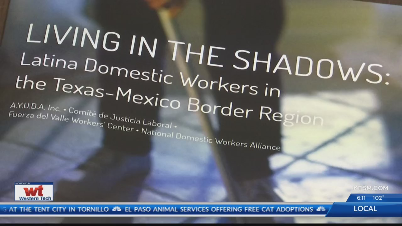 Report shows data over working conditions along border