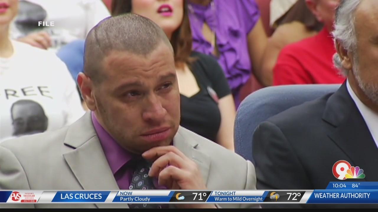 Daniel Villegas Trial begins next week