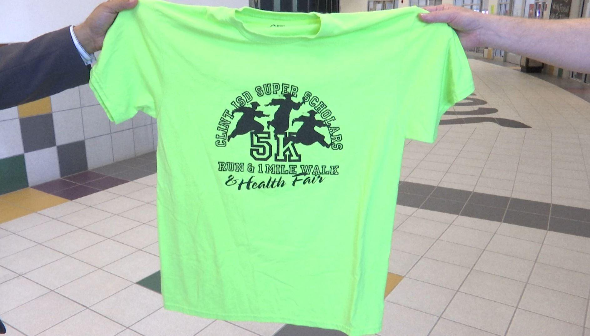 Horizon Green Shirts