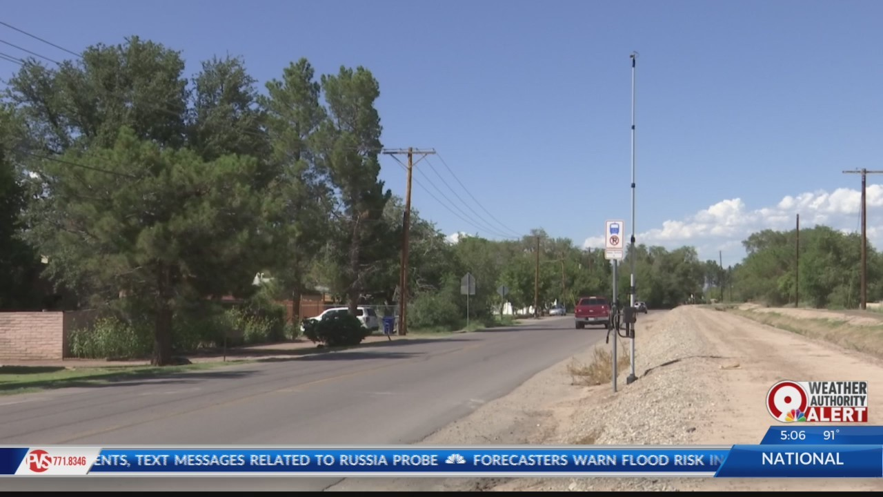 Renewed concerns on Montoya road for residents in Upper Valley