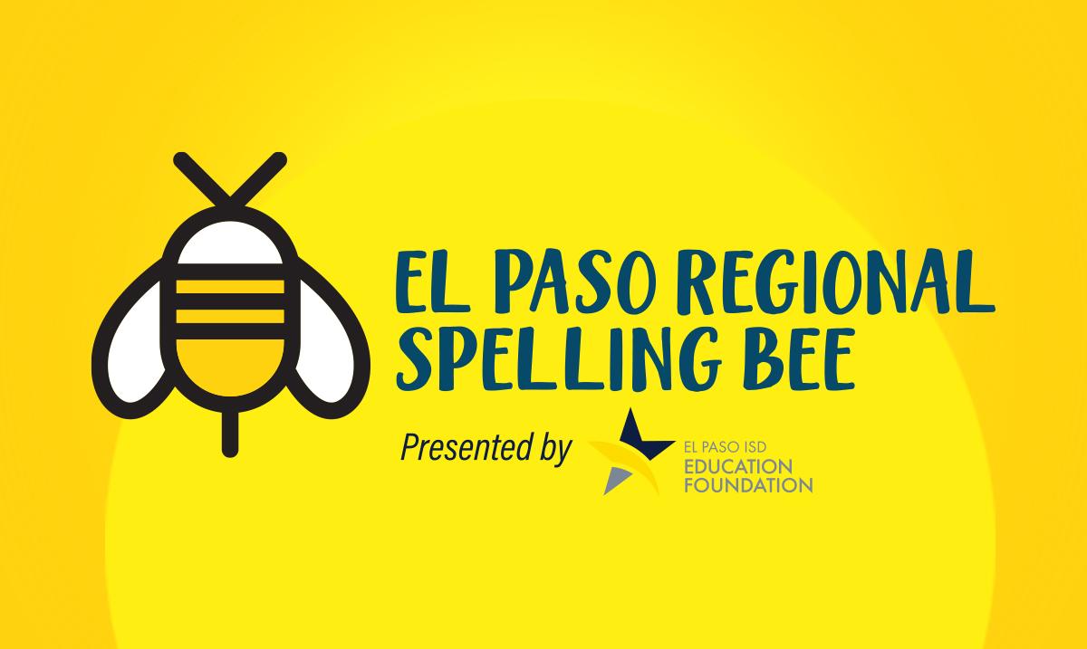 El Paso Regional Spelling Bee logo