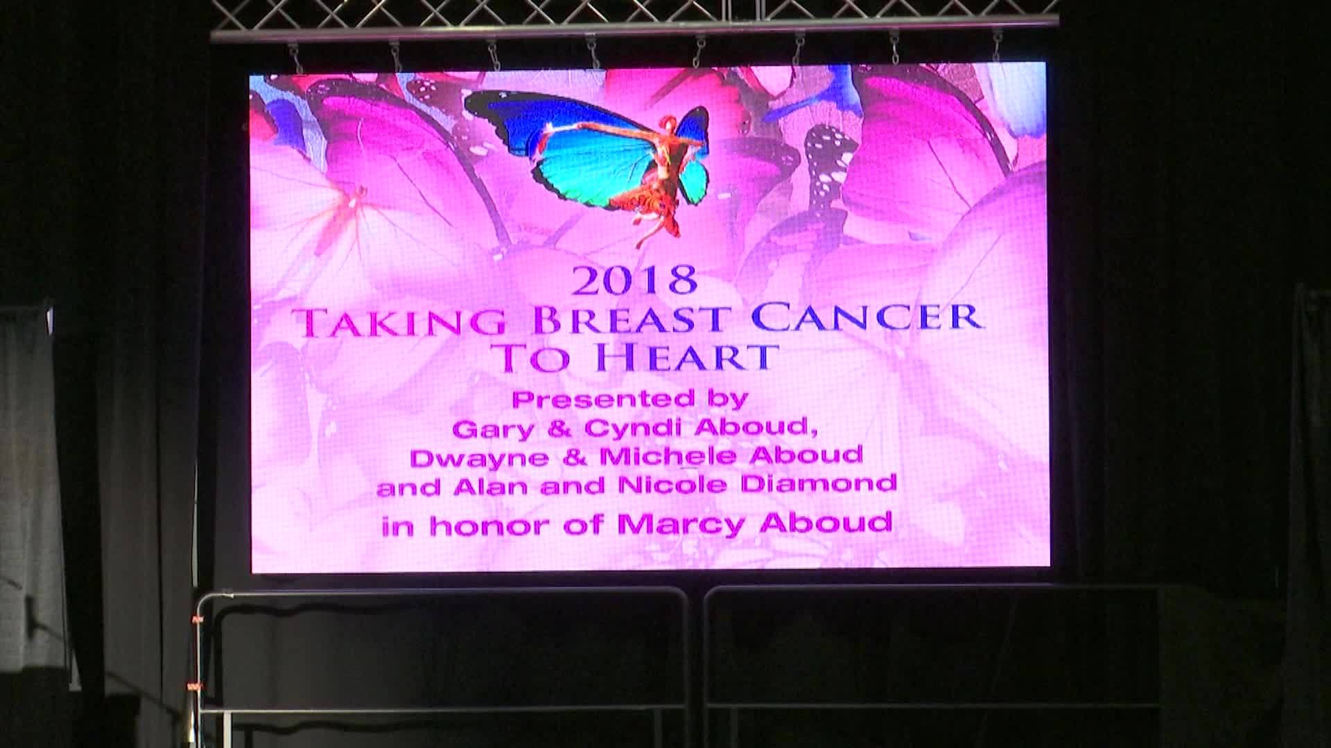 Taking Breast Cancer to Heart