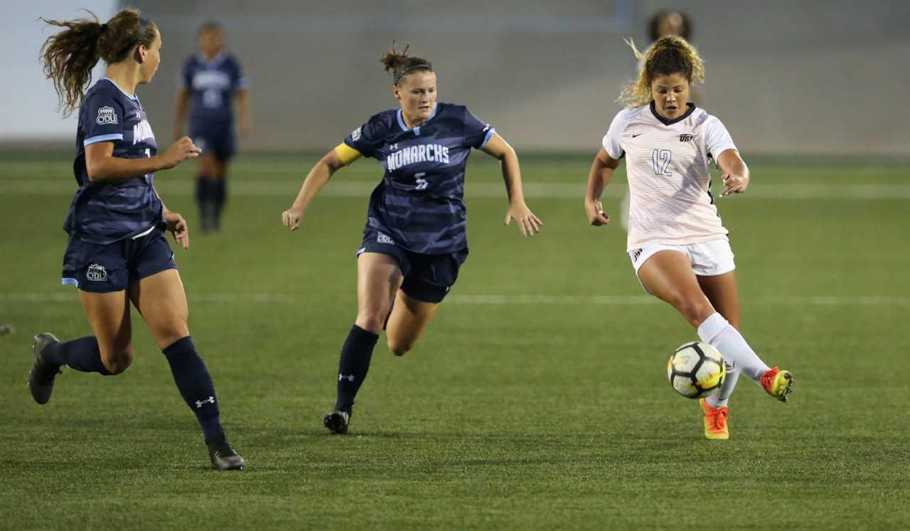 UTEP soccer closes 2018 season with draw vs  UTSA