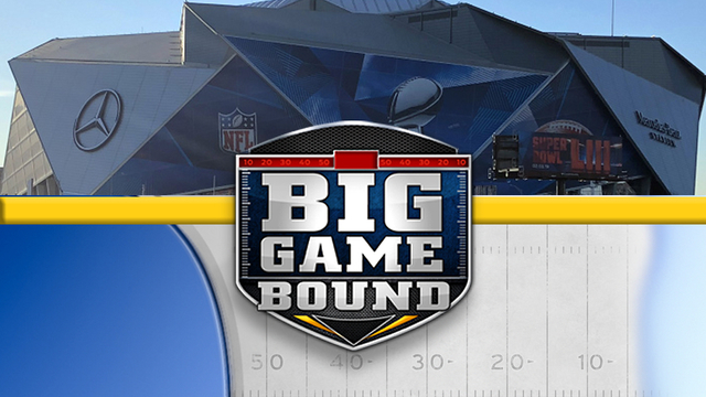 Big Game Bound: Live from Atlanta - Monday January 28, 2019