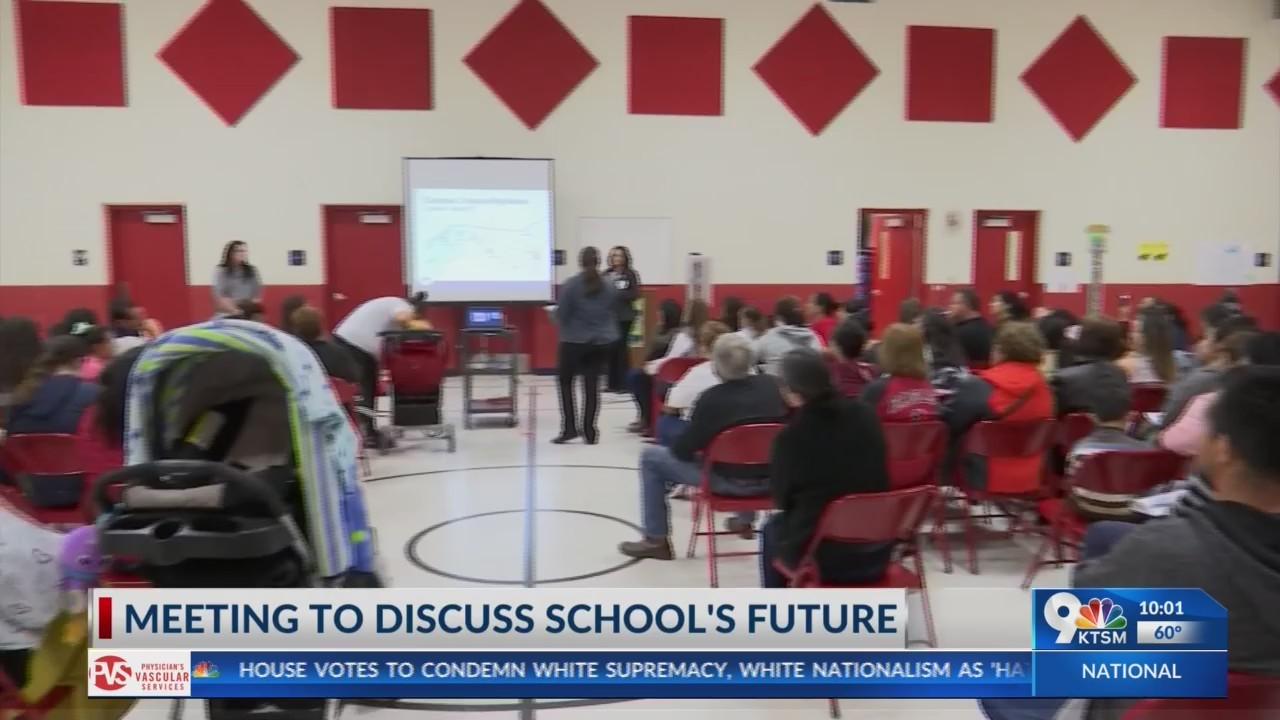 EPISD final meeting to discuss school closures