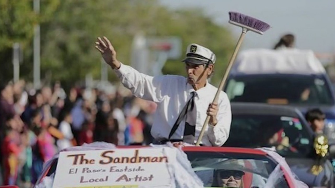 Memorial services set for El Paso's 'Sandman'