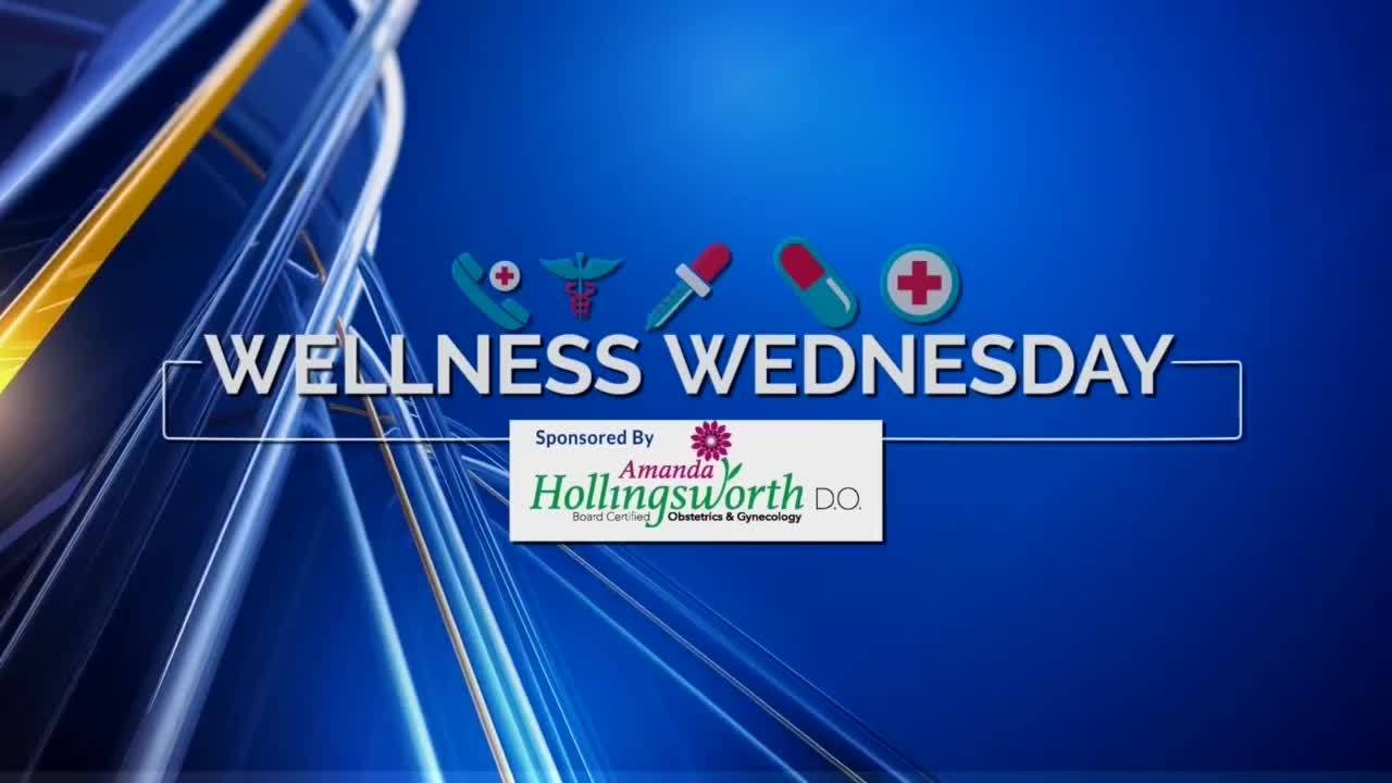Wellness Wednesday-Yearly Pap smear exam.