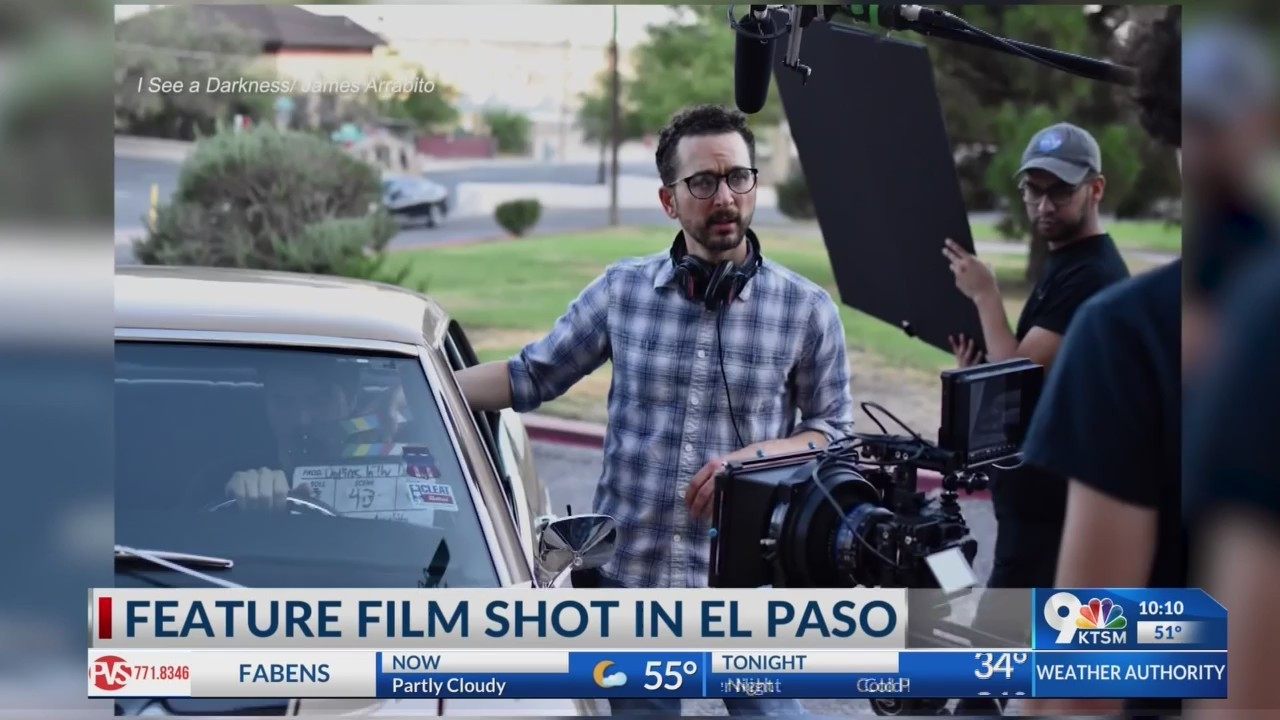border film hopes to raise awareness of El Paso film industry