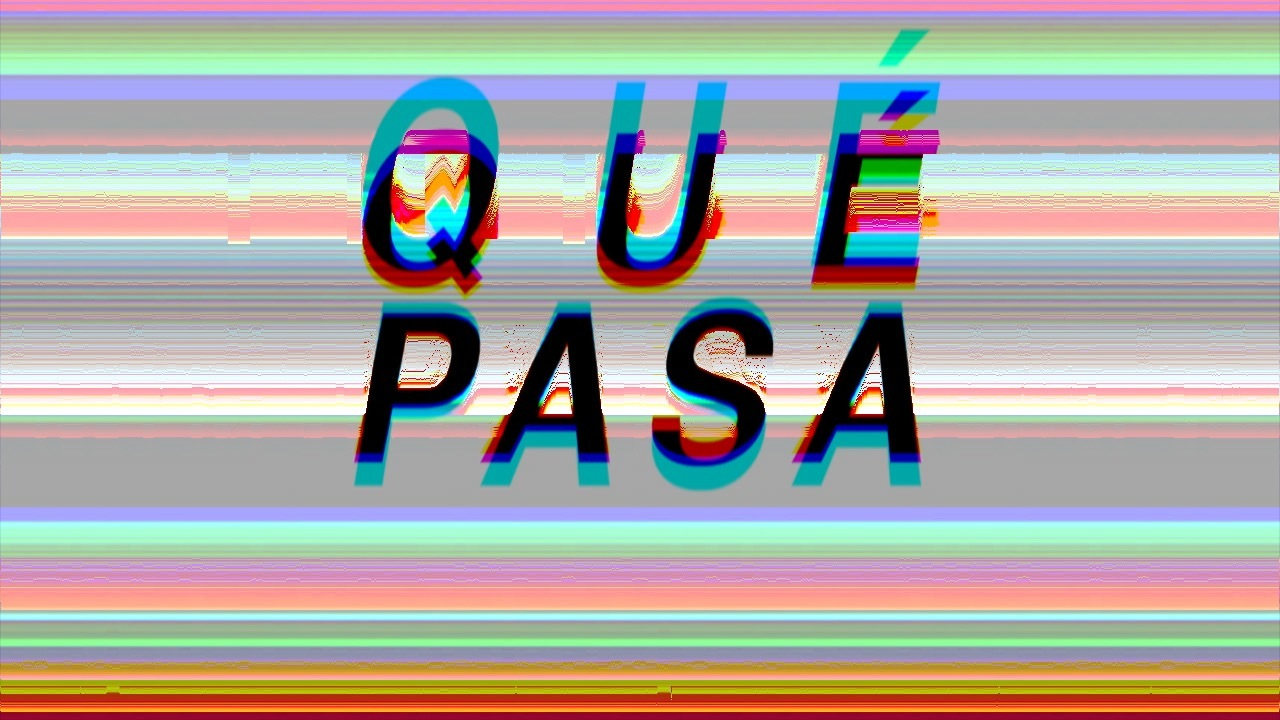 ¿Qué Pasa?: Things to do this weekend