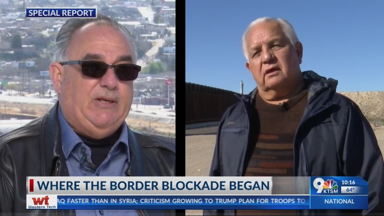 Where the Border Blockade Began: Part 2 of a Special Report
