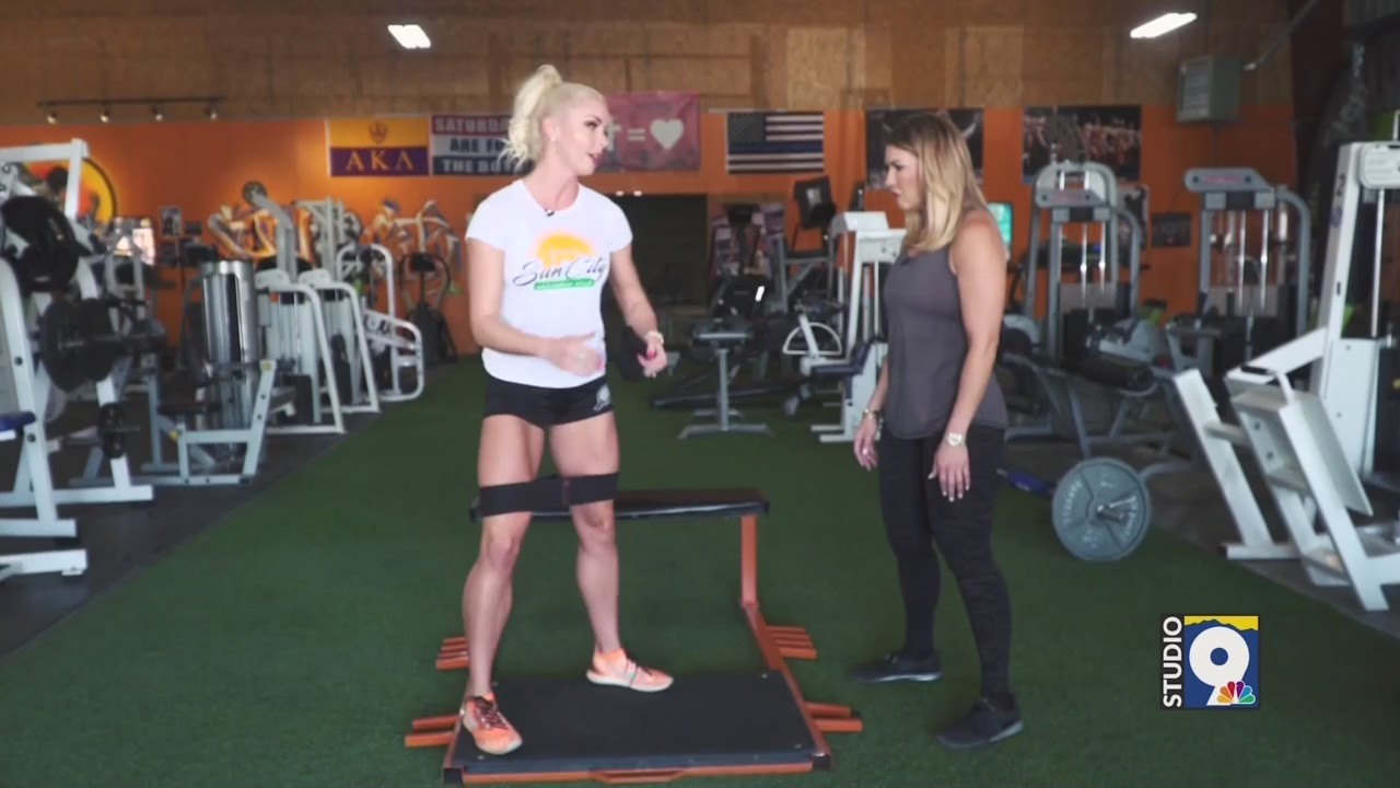 Better Booty with trainer Lizzie Martinez