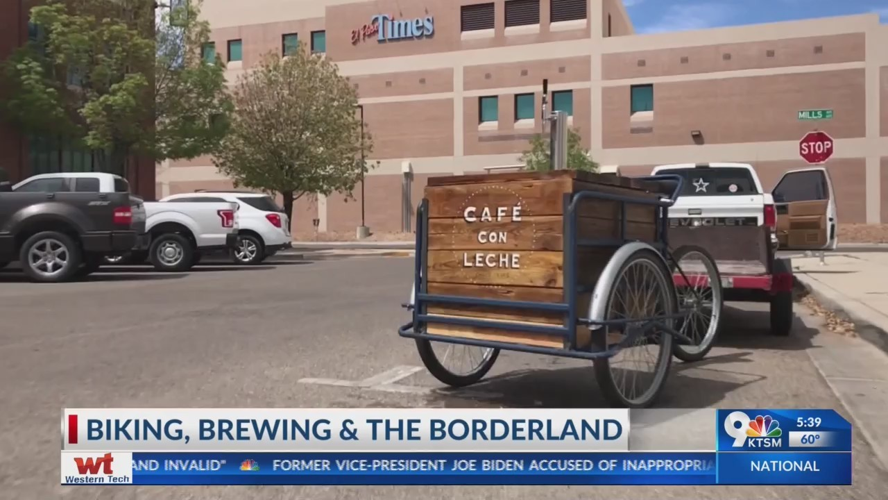 Biking, Brewing & The Borderland