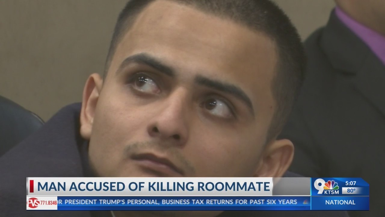 Former Fort Bliss soldier on trial for the murder of his roomate