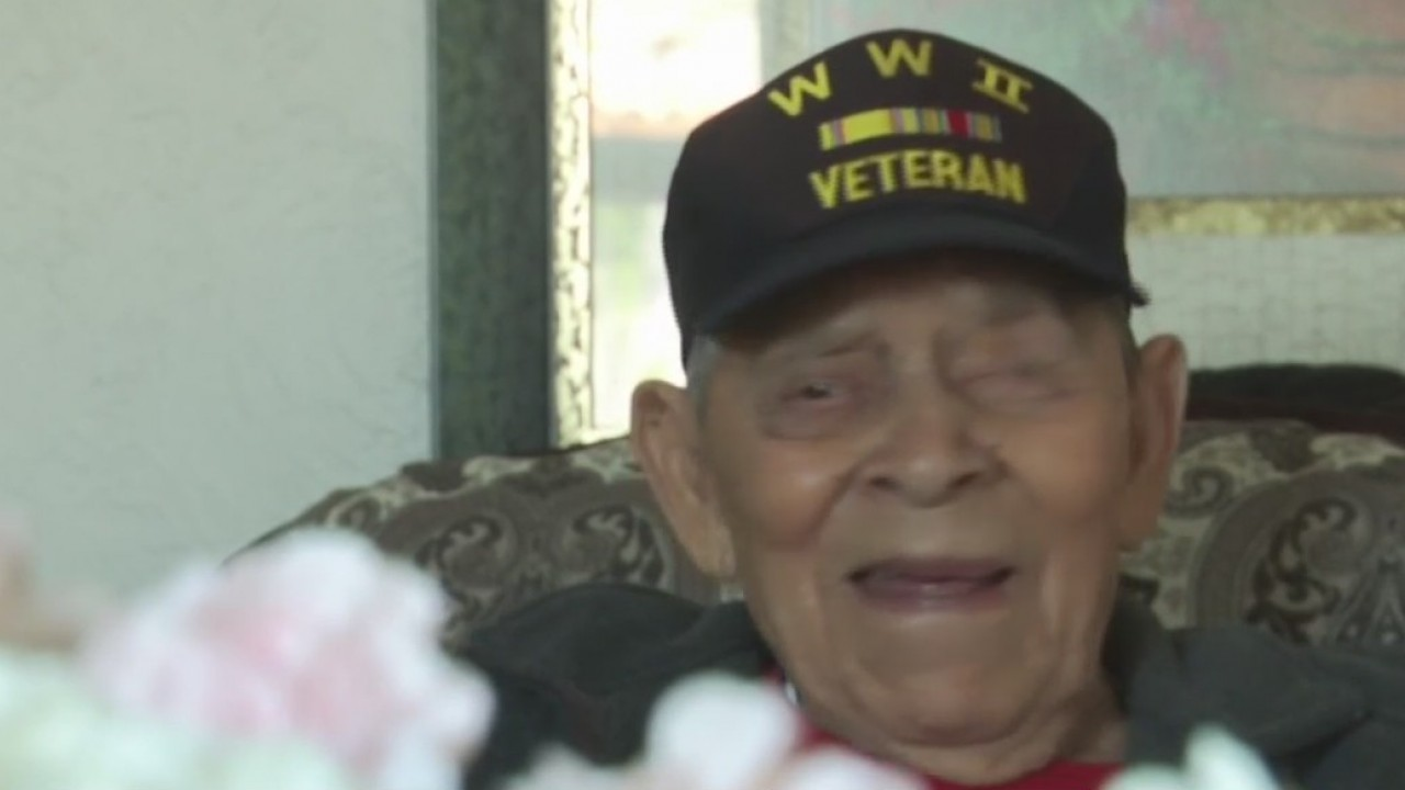 Local veteran turns 100 years old