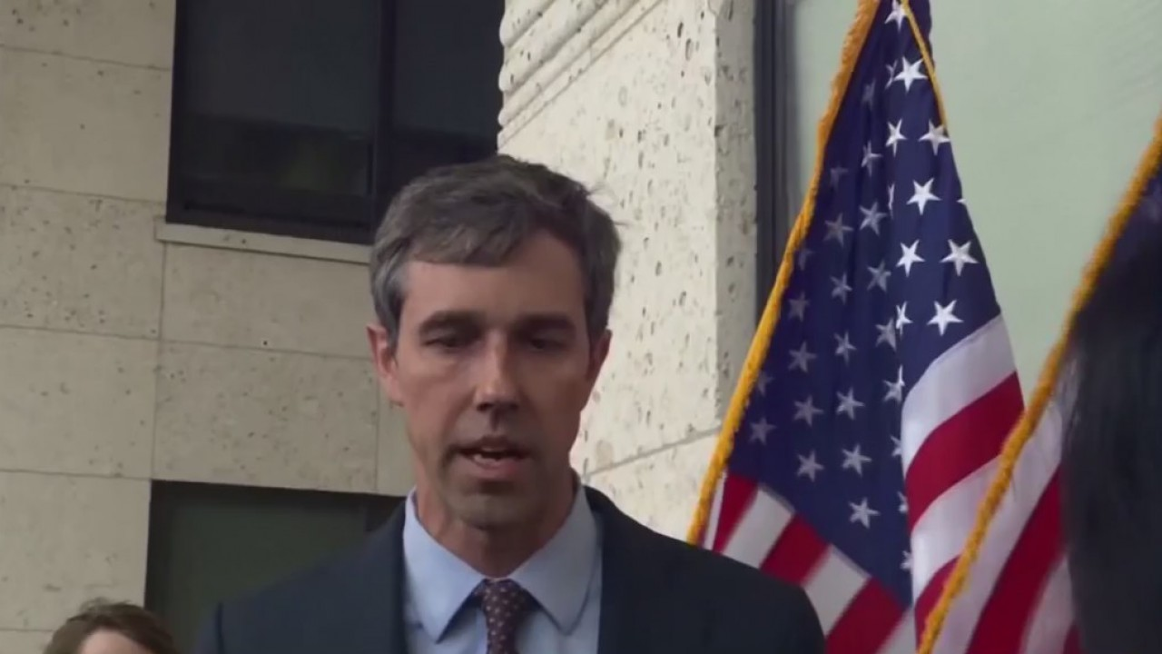 O'Rourke open to allowing 'some' prisoners to vote